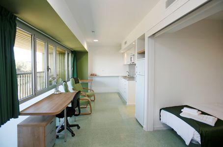 Apartaments de Vila Universitària