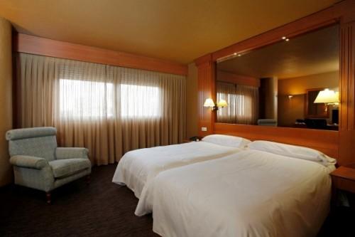 Habitació Hotel, Hotel Campus Centre de Convencions
